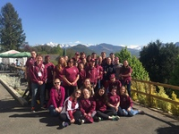 Lower Sixth students on annual pilgrimage to Lourdes
