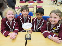 Triumph at English Competition