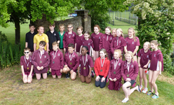 New records set in Year 5 triathlon