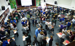 Junior School hosts 25 schools in fun filled Maths Challenge