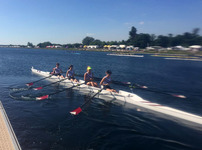 Sun, wind and medals at National Schools' Regatta