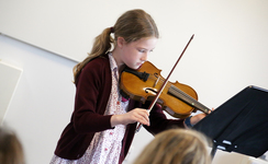 Talented musicians perform for parents in Associated Board Concert