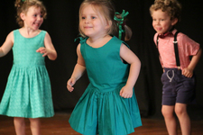 Tiny dancers become stars for the day at Early Years Dance Showcase
