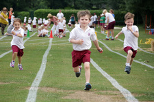 Sun and success at Lower Years' Sports Day