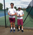 Tennis players finish the year on a high at Independent Schools' Tennis Championships