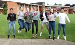 St George's A* GCSE students prove to be 'the best version of themselves'