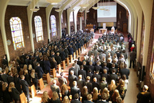 Start of year Masses celebrated by St George's College students