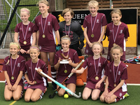 Junior School girls' hockey players continue to impress at local and national tournaments