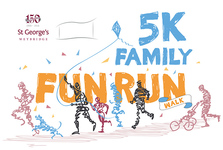 5K Family Fun Run at St George's College