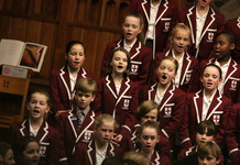 Junior School celebrates Christmas with special Carol Services