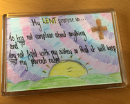Junior School takes on special Lent challenge