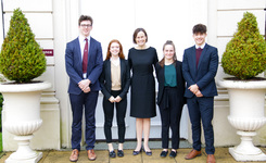 Captains of School for 2018-19 announced