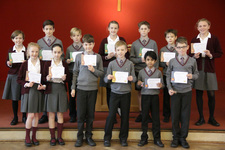 Young mathematicians problem solve their way to the top at Primary Maths Challenge