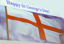 George and the Dragon recreated as Lower Years celebrate St George's Day Mass