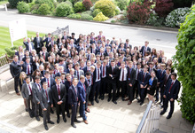 One journey ends...and another begins as Upper Sixth celebrate Leavers' Mass