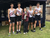 Oarsome success for St George's rowers