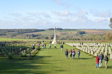 Fourth Year visit to the battlefields of France and Belgium