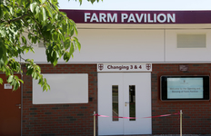 St George's latest building, Farm Pavilion, officially opened