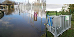 Young Geographers Club learn about the 'great flood' of 2014