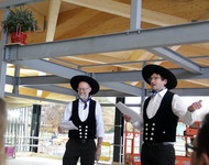 Activity Centre 'Topping Out' ceremony celebrated in style