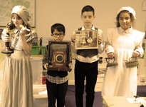 Year 5 put through their paces as they celebrate Victorian Day
