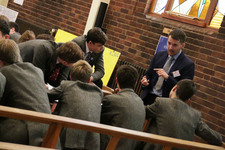 Fifth Year engage in 'Learning to Work' careers conference