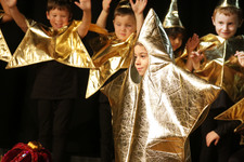 Lower Years' Nativities provide festive cheer for everyone