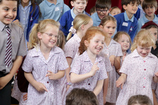 Choral Festival showcases musical talents of local school children