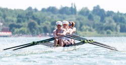 International honours for St George's rowers