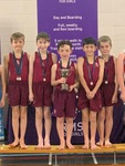 U11 Boys crowned National ISGA 2-piece Gymnastics Champions