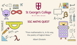 SGC Maths Quest Christmas 2019