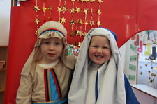 Junior School Nativities