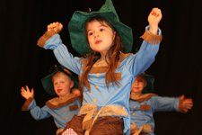 Little dancers wow the crowds at Nursery Dance Showcase