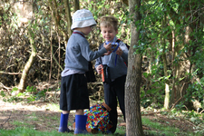 New outdoor learning opportunities at St George's Junior School