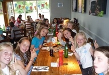 Junior School choirs' dinner