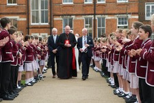 Cardinal Cormac Murphy – O'Connor blesses and opens 'The Ark' at St George's Junior School, Weybridge