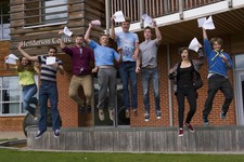 Best ever top A-level grades for students at St George's College, Weybridge