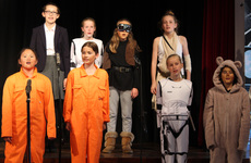 Year 6 students end Summer Term with excellent production 'Bon Voyage'