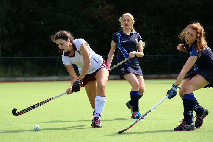 Girls field hockey improving one game at a time - The Lance